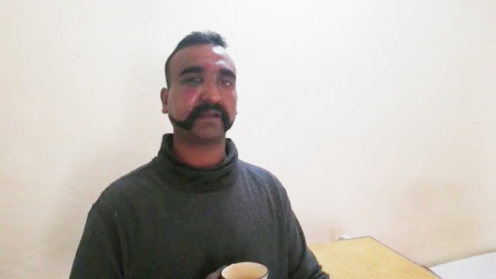 Beard it like Abhinandan IAF braveheart's stylised moustache becomes talk of the town