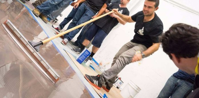 Concrete Floor Strippers