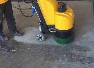 Concrete Polishing and Grinding Machines Easily Available Online