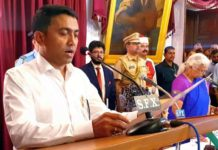 Goa CM Pramod Sawant passes floor test in Assembly