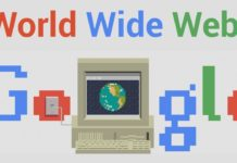 Google Doodle celebrates 30th anniversary of World Wide Web