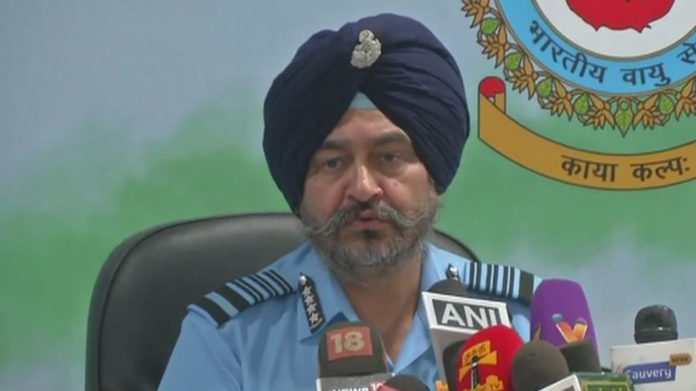 IAF hit JeM camps in Pakistan, confirms Air chief; says we don't count human casualties