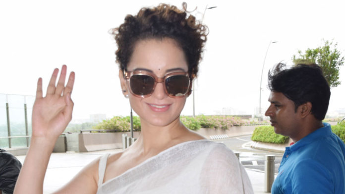 Kangana Ranaut calls out Bollywood celebs for being 'irresponsible citizens', slams Ranbir Kapoor