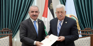 Mahmoud Abbas picks loyalist Shtayyeh as Palestinian prime minister