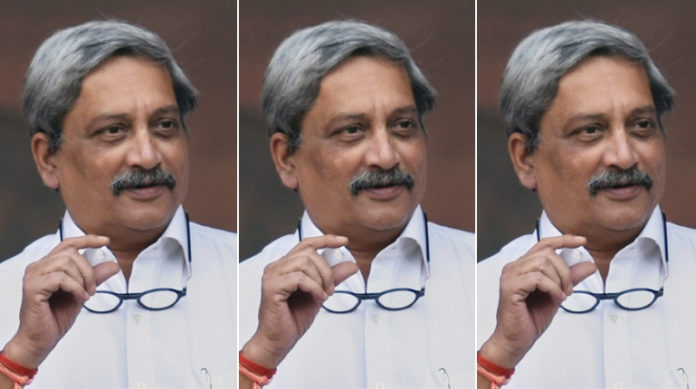 Manohar Parrikar cremated with state honours thousands bid final goodbye
