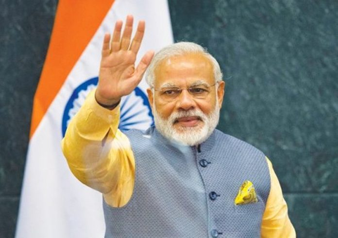 PM Narendra Modi writes blog, calls for increased voter participation in Lok Sabha election 2019