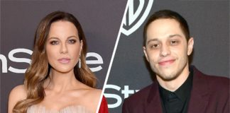 Pete Davidson opens up about the relationship with Kate Beckinsale