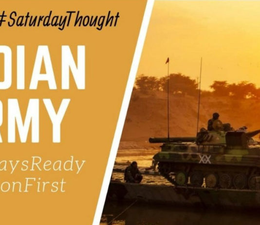 'Sarvada Vijayi' Indian Army assures nation of its battle readiness