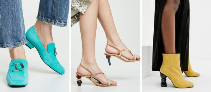 Shoes to refresh your spring look