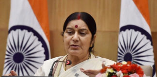 Sushma Swaraj takes on Pakistan minister over Hindu girls' abduction, forced conversion