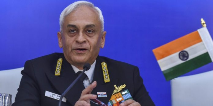 Terrorists are being trained to carry out operations via sea Navy chief Sunil Lanba