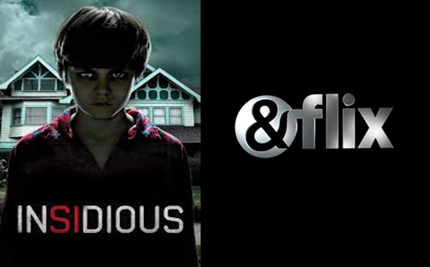 &flix to air the spooky supernatural mystery 'Insidious' this Saturday!