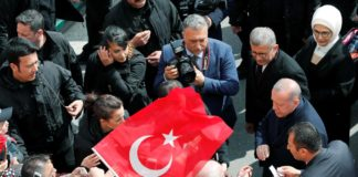 Erdogan's AKP leads in Istanbul, Ankara in Turkish local election