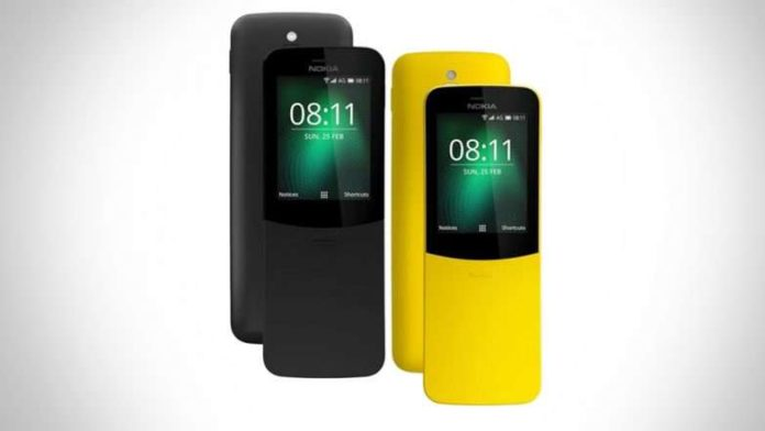 Nokia's banana feature phone gets WhatsApp